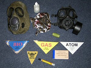 CBRN (Chemical, Biological, Radioactive or Nuclear) Awareness ...