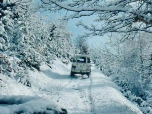 Learn to manage and recover vehicles in all weathers, from snow to desert conditions